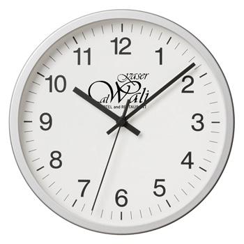 ساعة الحائط الألومنيوم التنفيذي