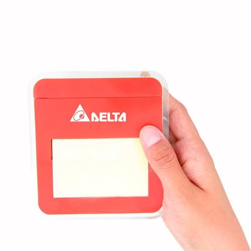 Sticky Memo Dispenser With USB Hub