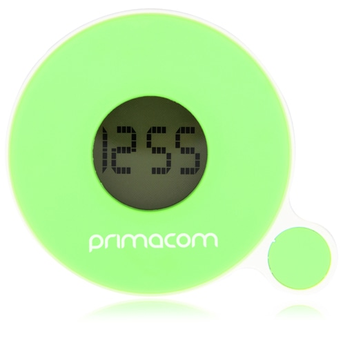 Q Shaped Digital Desk Clock Image 4