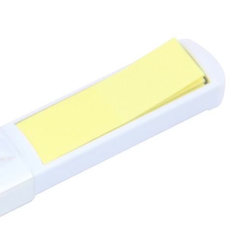 Highlighter With Sticky Note Pad