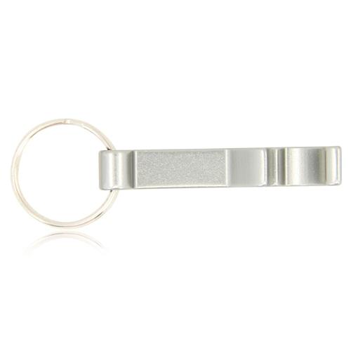 Claw Shaped Aluminum Keychain Image 1