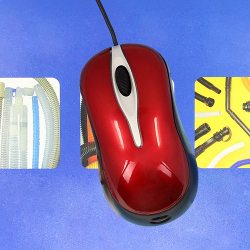 Stylo EVA And PVC Mousepad