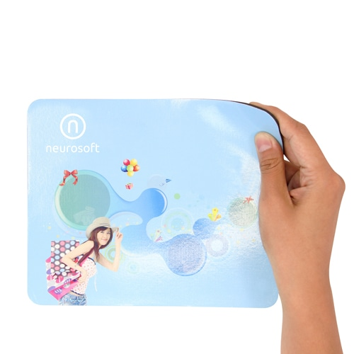 EVA And Paper Mousepad