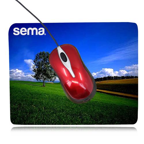 Basic Rectangle Mousepad Image 3