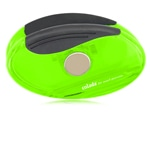 Oval Shape Magnetic Memo Clip
