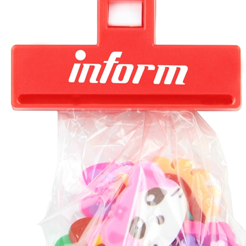 Magnetic Memo And Bag Clip