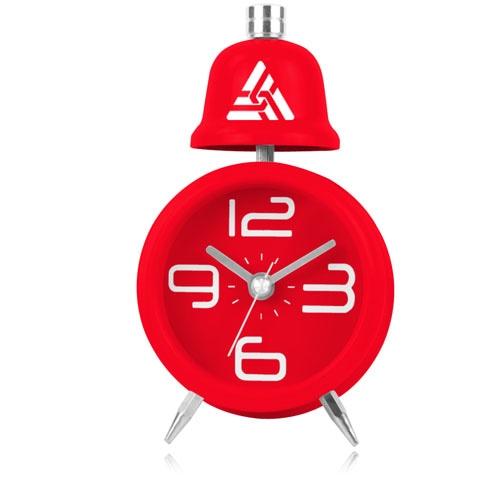 Single Bell Alarm Clock