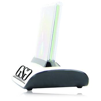Multicolour Backlight Desk Clock