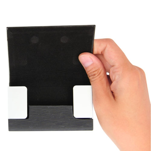Trendy Cross Section Card Holder Image 4