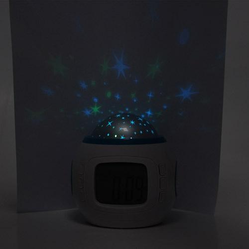 Star Sky Projection Clock
