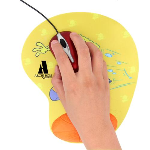Wrist Rest Mouse Pad