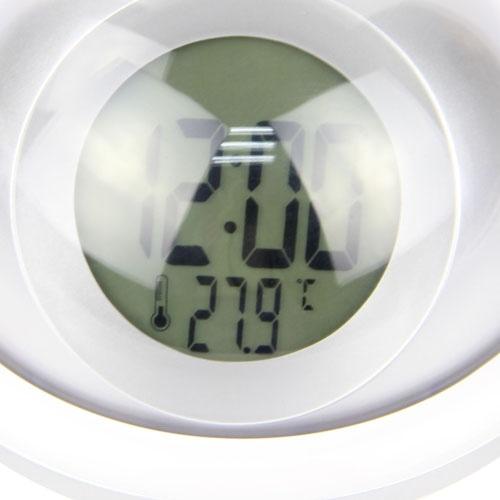 Flying Saucer Shaped Speaking Clock