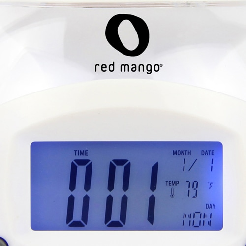 Transparent Alarm Clock Image 11
