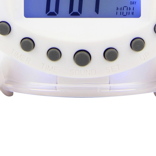 Transparent Alarm Clock Image 12