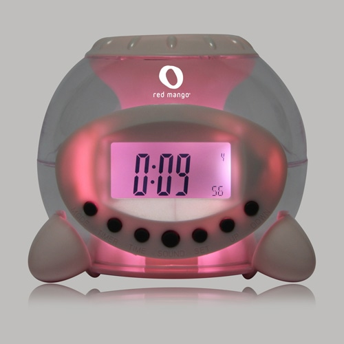 Transparent Alarm Clock Image 3