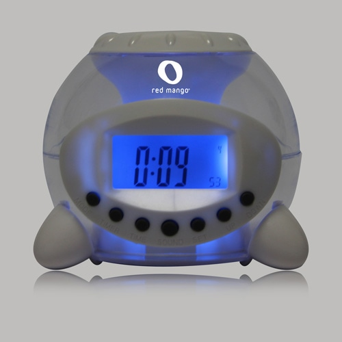 Transparent Alarm Clock Image 4