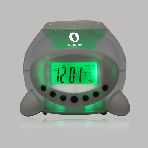 Transparent Alarm Clock Image 7