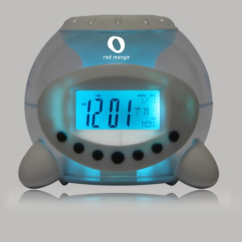 Transparent Alarm Clock Image 8