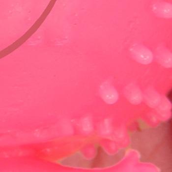 Squishy Face Sticky Splat Ball