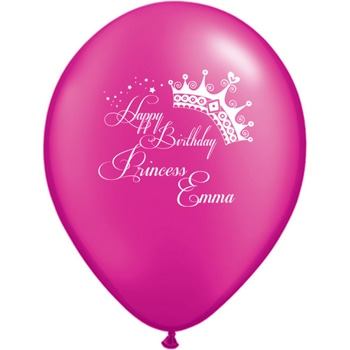Latex 10 Inch Standard Balloon