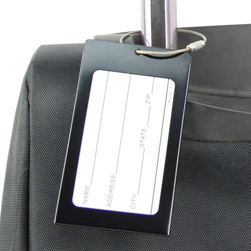 Nifty Travel Luggage Tag