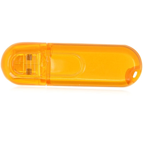 1GB Classy Translucent Flash Drive Image 2