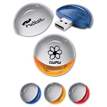 1GB Sphere Flash Drive