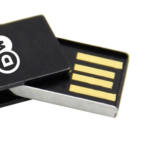 1GB Swivel Mini Flash Drive