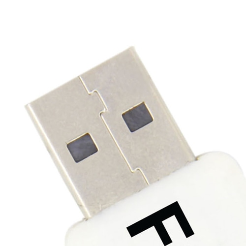 1GB Translucent Swivel Flash Drive Image 7