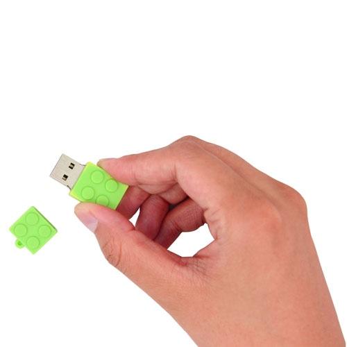 1GB Lego Brick USB Flash Drive