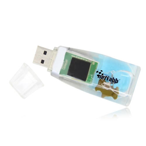 1GB Liquid USB Flash Drive
