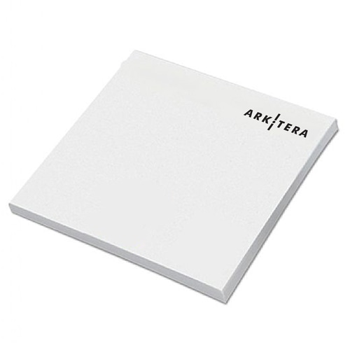 Promotional Sticky Note Pad Image 1
