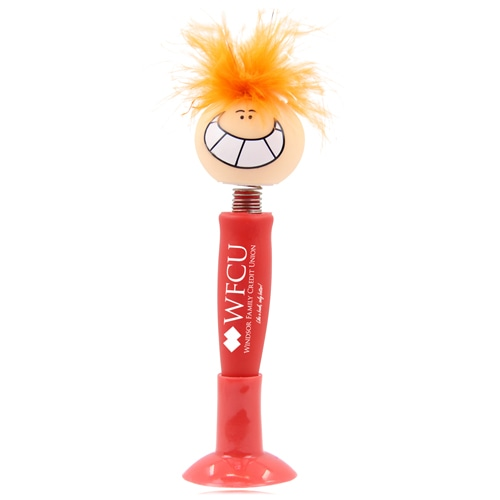 Eco Friendly Goofy Guy Pen Image 9