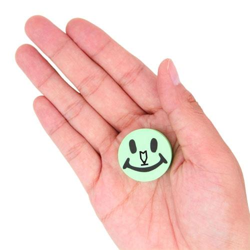 Round Circle Eraser