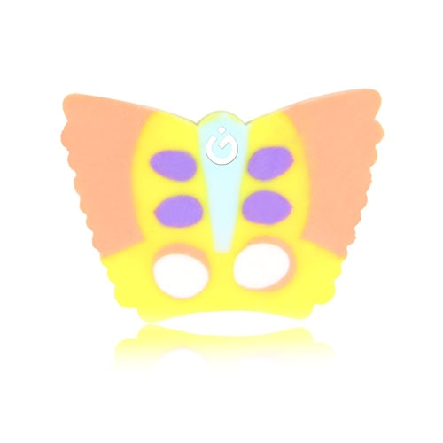 Colourful Butterfly Eraser