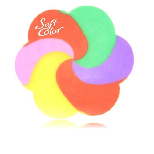 Everyday Rainbow Fun Eraser