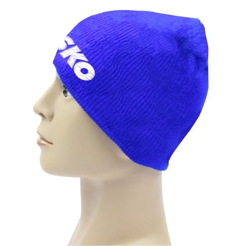 Arcylic Fabric Beanie Hat