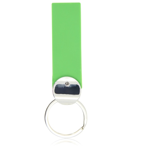 PVC Rubber Keychain
