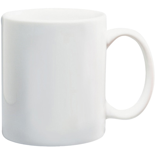 11 Oz Ceramic Mug With C Handle Image 2