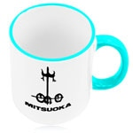 Dashing Delightful Ceramic Mug