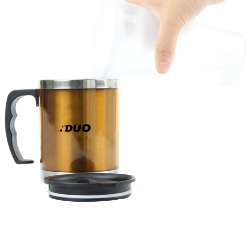 Translucent 16 Oz Travel Mug Image 3