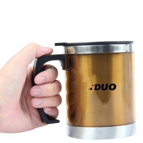 Translucent 16 Oz Travel Mug Image 4