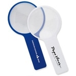 Hand Held Thin Detective Magnifier