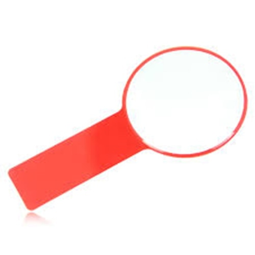 Hand Held Thin Detective Magnifier Image 4