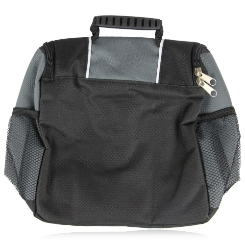 Reflective Lunch Bag with Side Pocket Image 15