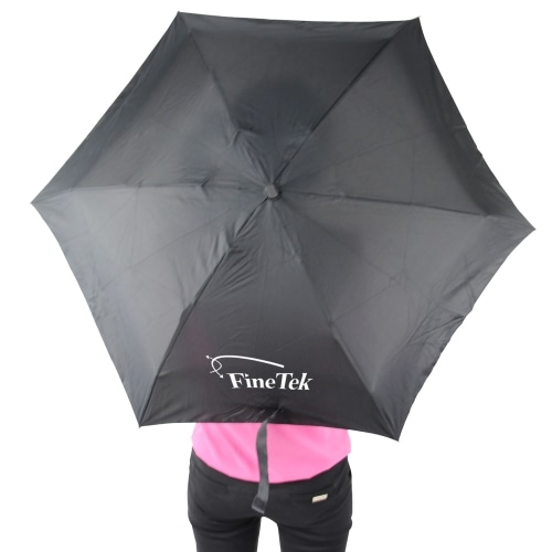 Deluxe Portable Folding Umbrella Image 3