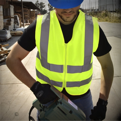 Safety Vest Image 5