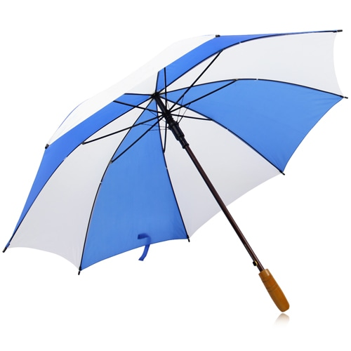 60 Inch Promotional Fiberglass Ribs Golf Umbrella Image 13