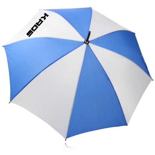 60 Inch Promotional Fiberglass Ribs Golf Umbrella Image 1