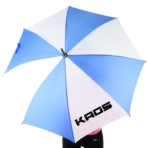 60 Inch Promotional Fiberglass Ribs Golf Umbrella Image 3
